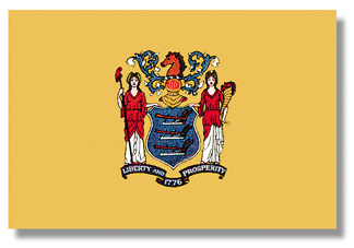 <big>New Jersey State Flag</font></big> THUMBNAIL