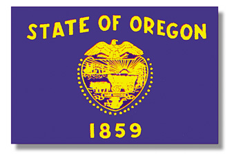 <big>Oregon State Flag</font></big> THUMBNAIL