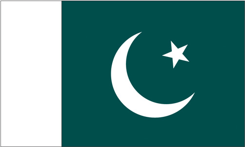 <big>Pakistan Flag</font></big>