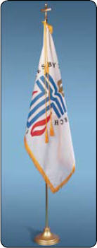 <big>Deluxe Presbyterian  Flagpole/Flag Sets</font></big>_MAIN