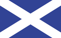 <big>Scotland with Cross Flag</font></big> THUMBNAIL
