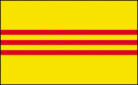<big>Vietnam (South) Flag</font></big> THUMBNAIL
