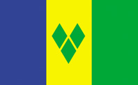<big>St. Vincent & Grenada Flag</font></big> MAIN