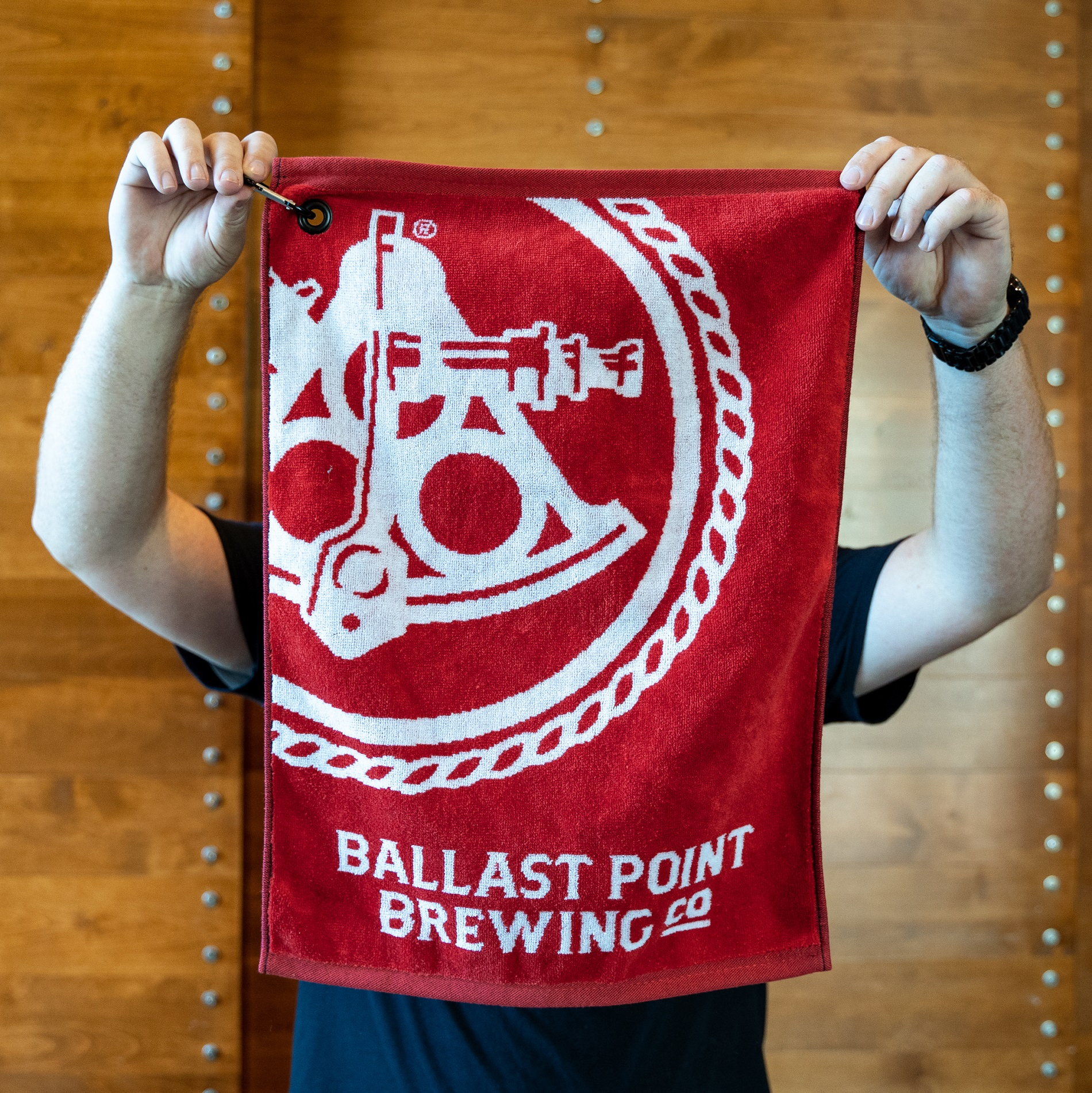 Ballast Point Golf Towel LARGE