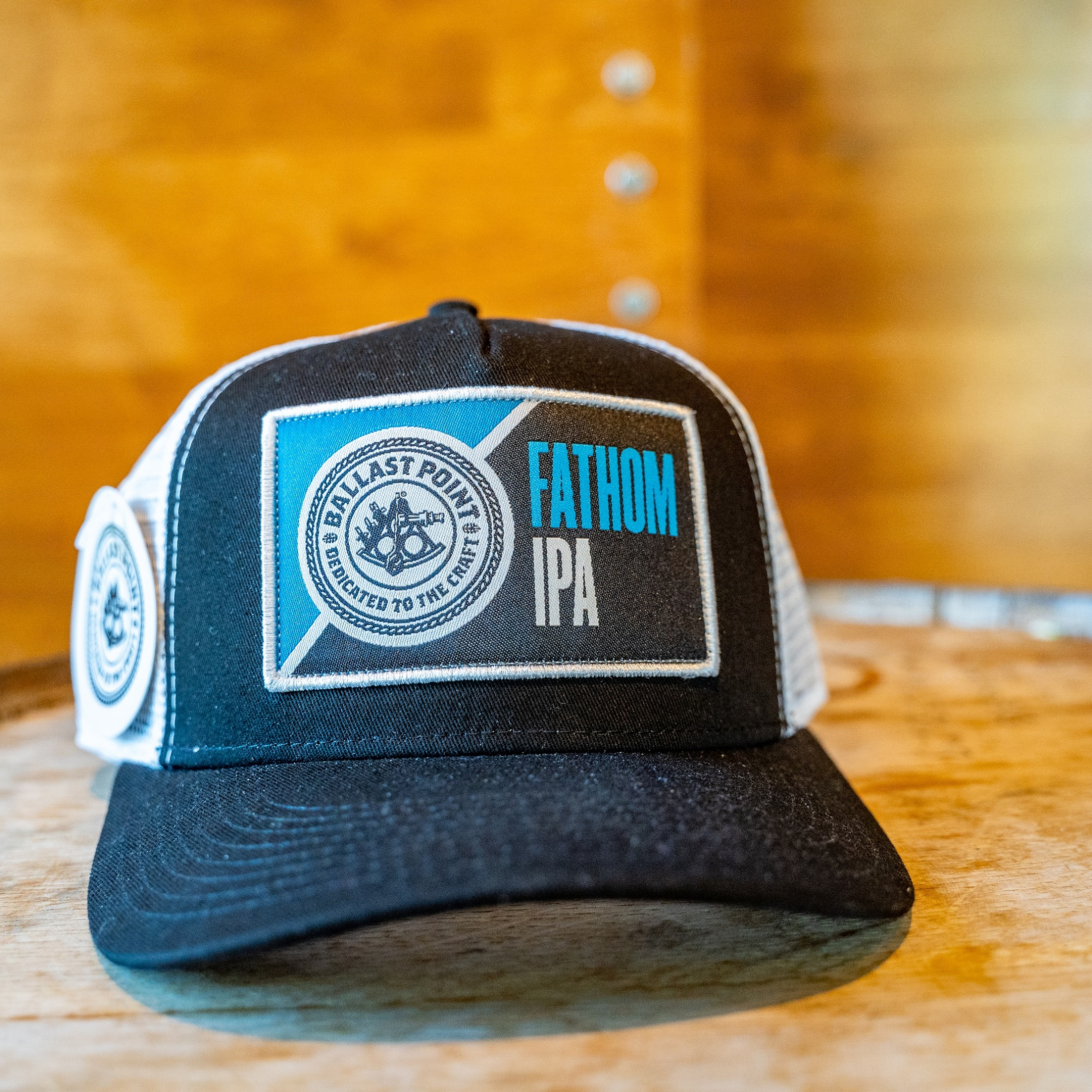 Fathom IPA Trucker SWATCH
