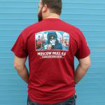Ballast Point Men's Moscow Mule Tee Mini-Thumbnail