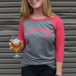 Ballast Point Women's ¾ Sculpin Baseball Tee Mini-Thumbnail