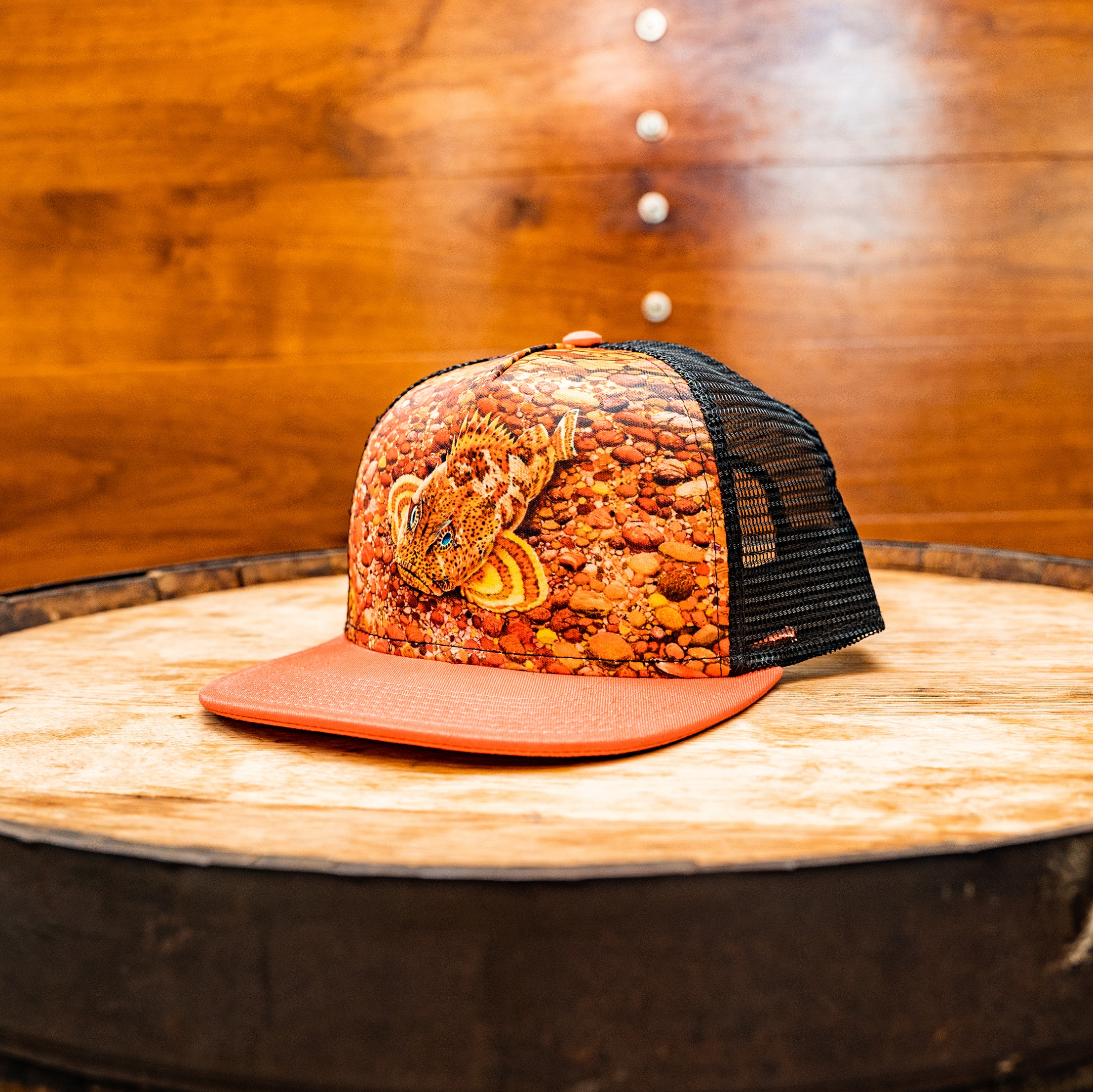 Grapefruit Sculpin Foam Trucker Hat THUMBNAIL