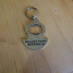 Ballast Point Fathom Diver Keychain Mini-Thumbnail