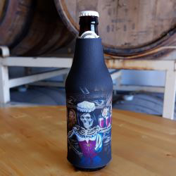 Ballast Point Sour Wench Bottle Koozie_SWATCH