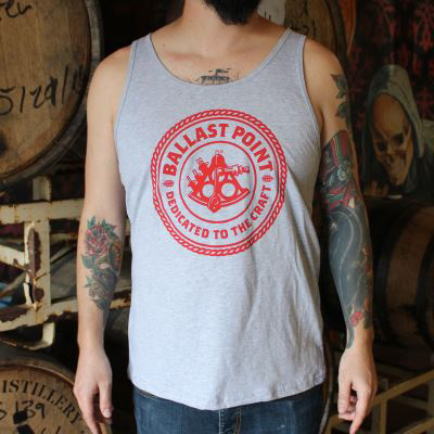 Ballast Point Men's Seal Tank Top LARGE