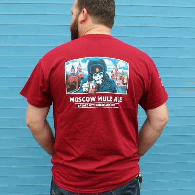 Ballast Point Men's Moscow Mule Tee