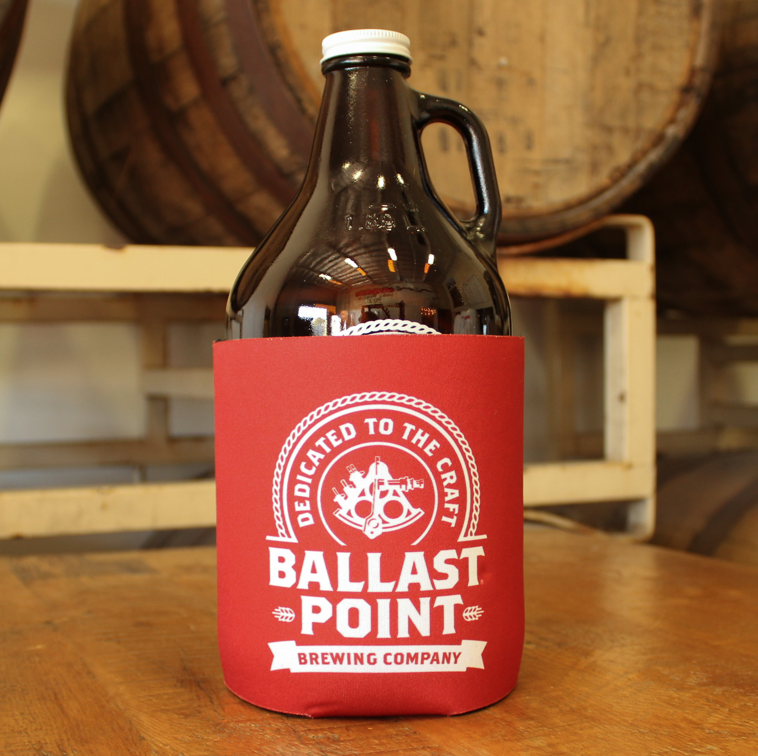 Ballast Point 64oz Growler Koozie
