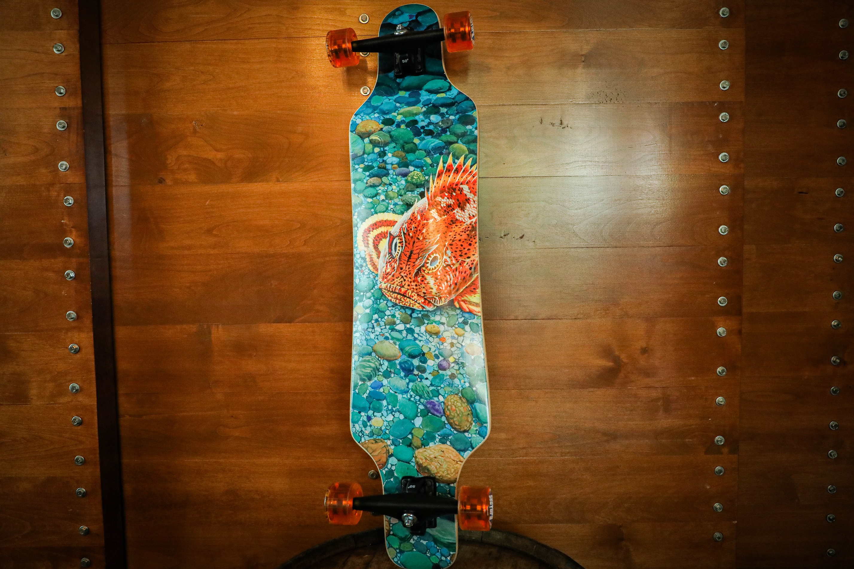 Sector 9+Sculpin Skateboard THUMBNAIL