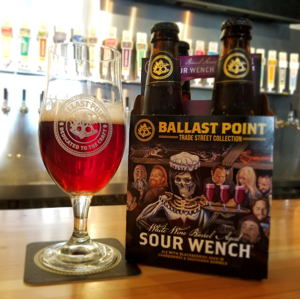 Barrel Aged Sour Wench 4 pack