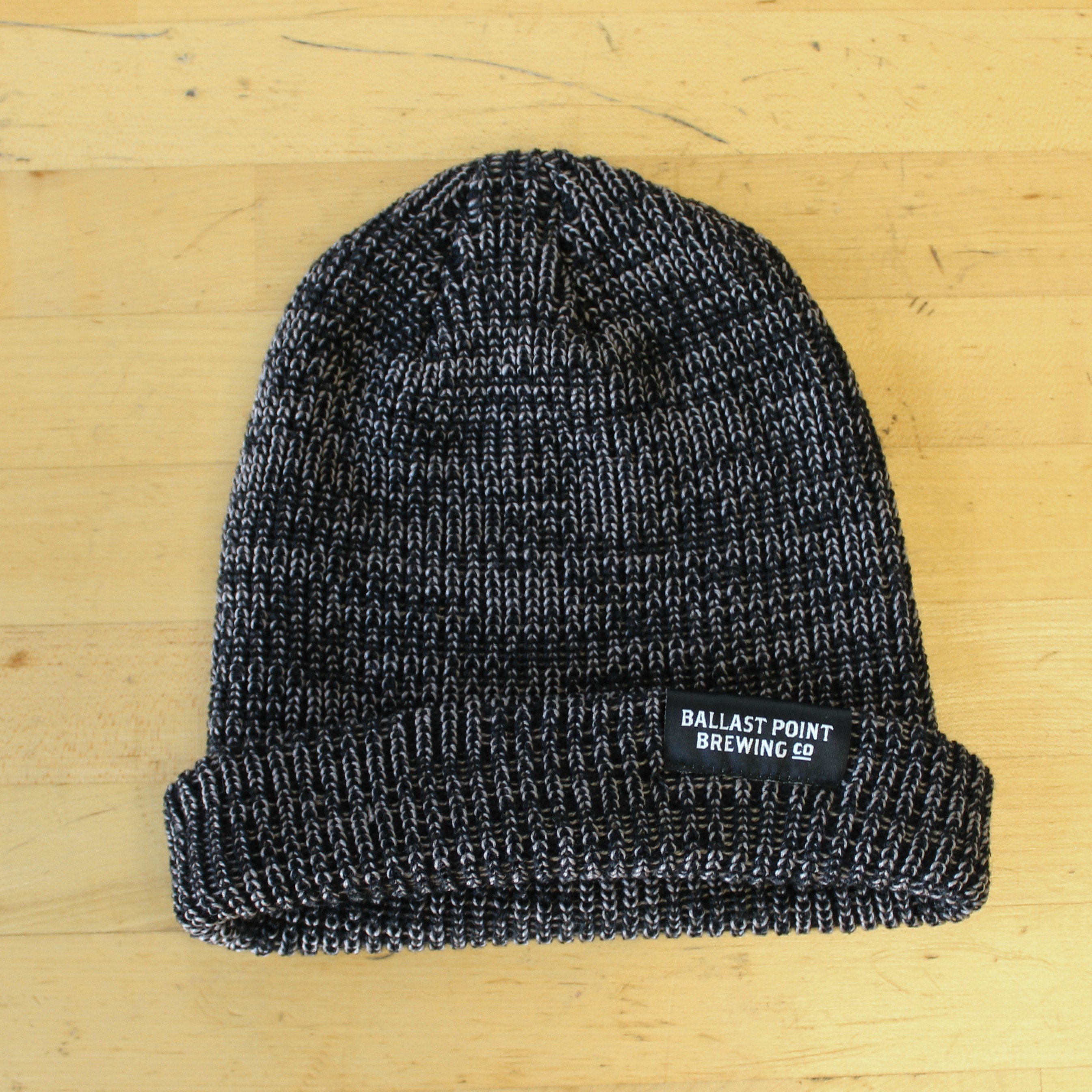 Ballast Point Grey Beanie LARGE