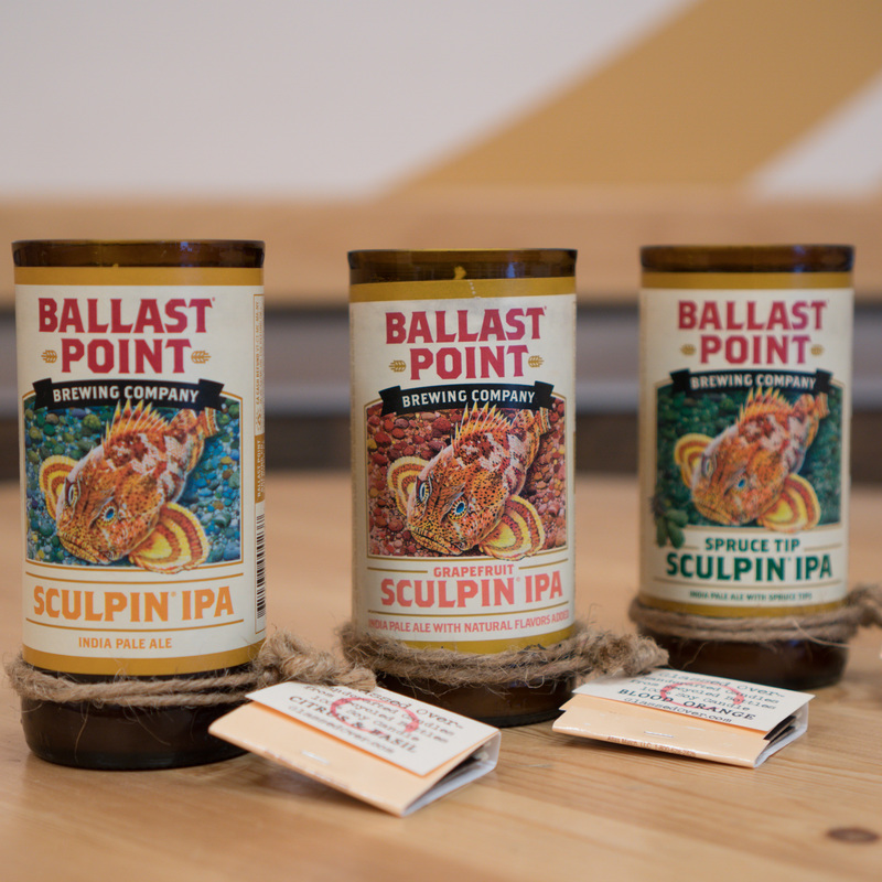 Ballast Point Beer Candles THUMBNAIL