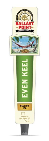 Even Keel Tap Handles