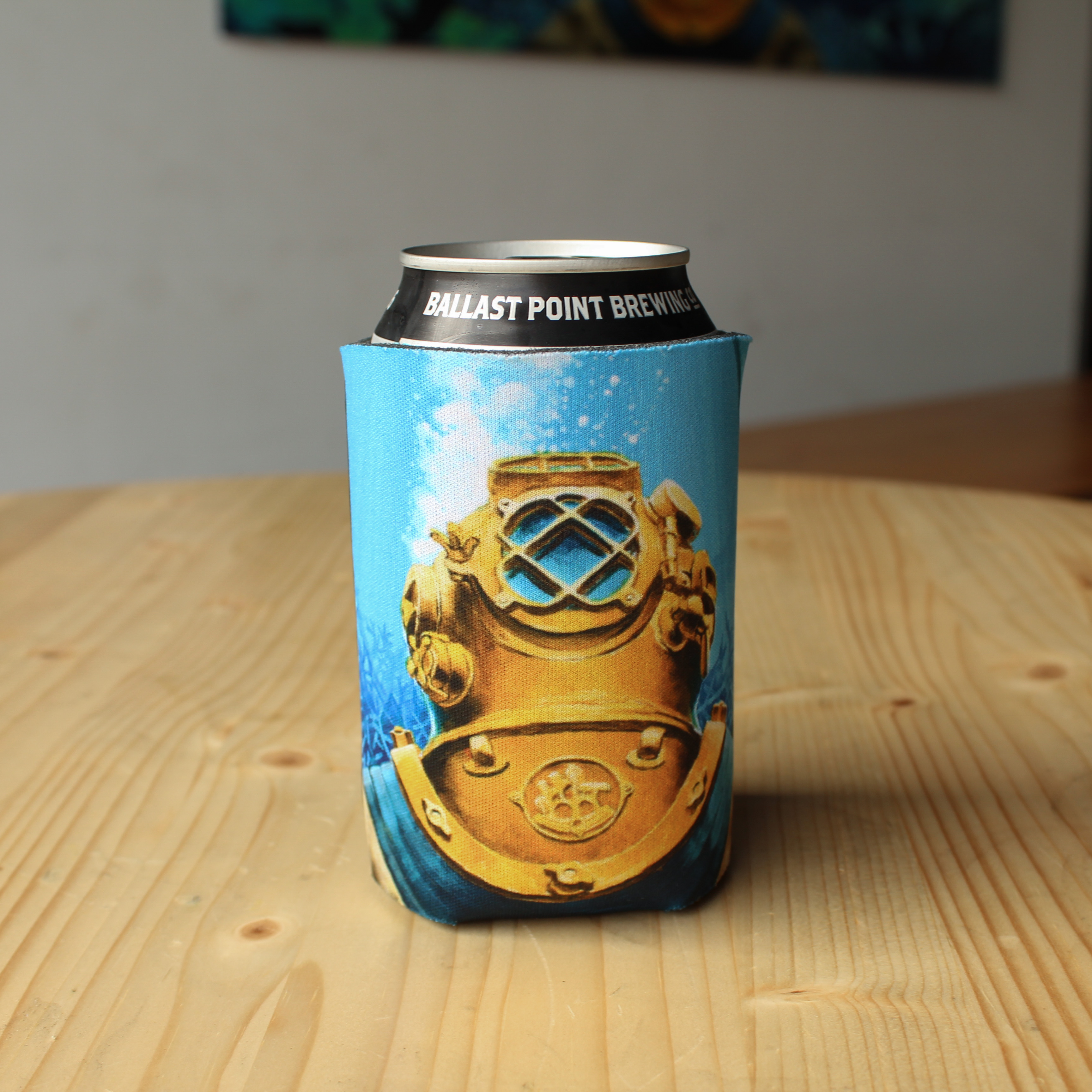 Ballast Point Fathom IPA Koozie