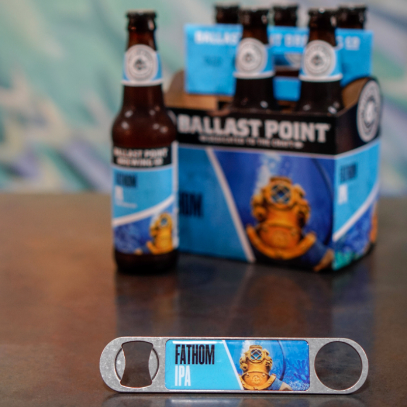 Ballast Point Fathom Speed Opener SWATCH