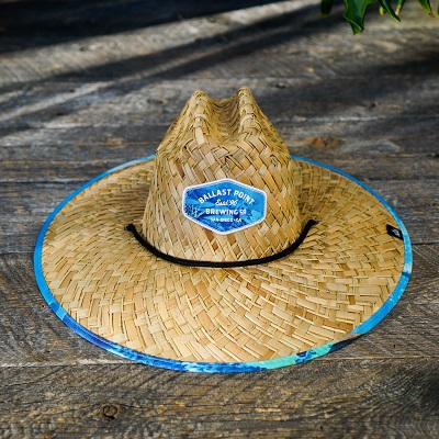 Ballast Point Fathom IPA Hemlock Straw Hat