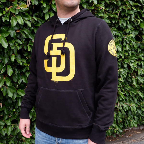 Swingin' Friar SD & BP Hoody LARGE