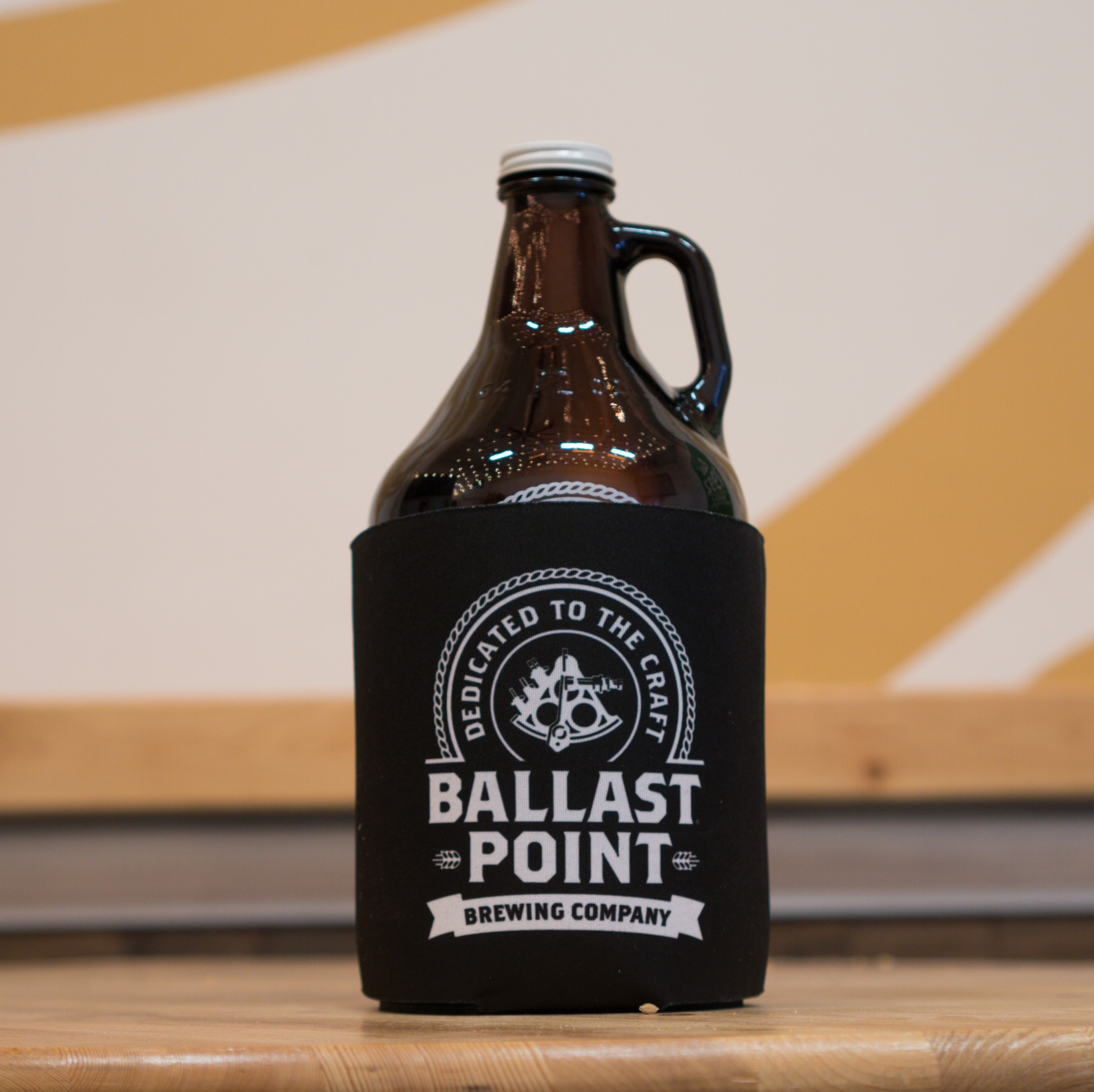 Ballast Point 64oz Growler Koozie LARGE