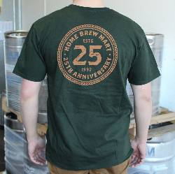 Ballast Point Men's HBM 25th T-Shirt THUMBNAIL