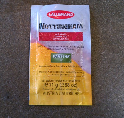 Nottingham Ale 11 gr LARGE