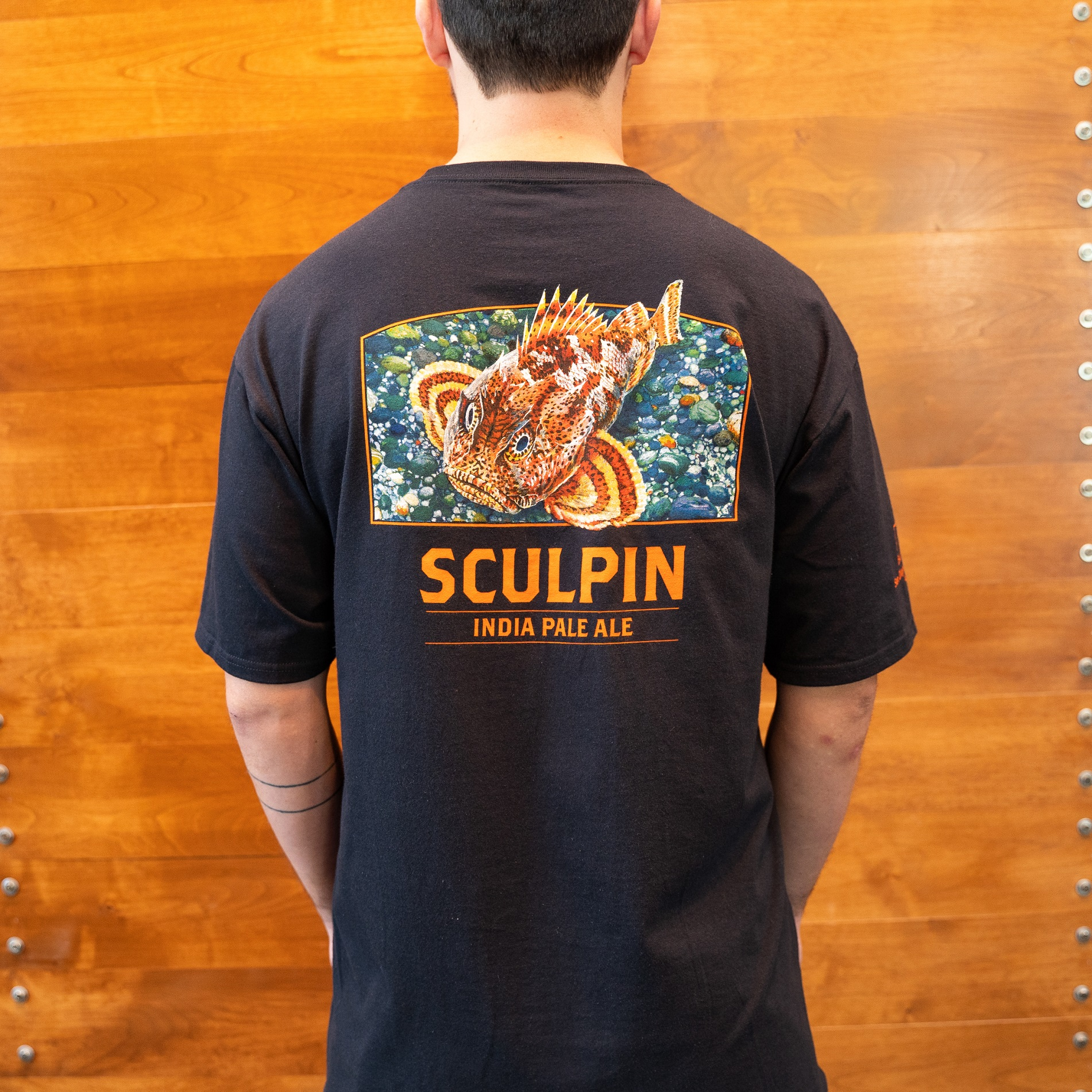 Sculpin Men's T-Shirt THUMBNAIL