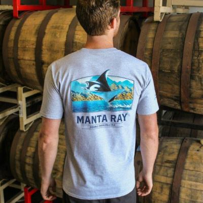 Manta Ray Men's T-Shirt