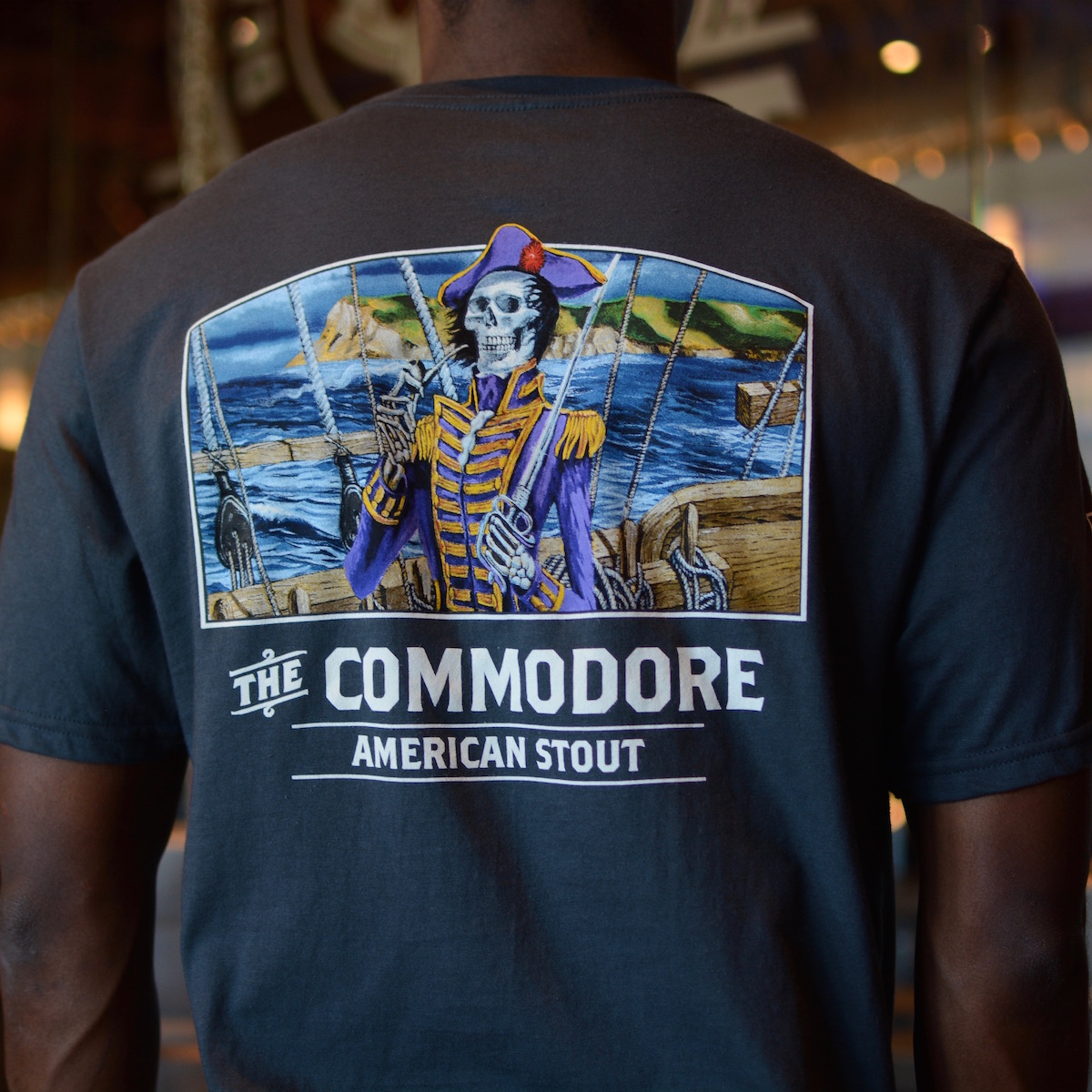 Commodore Men's T-Shirt THUMBNAIL