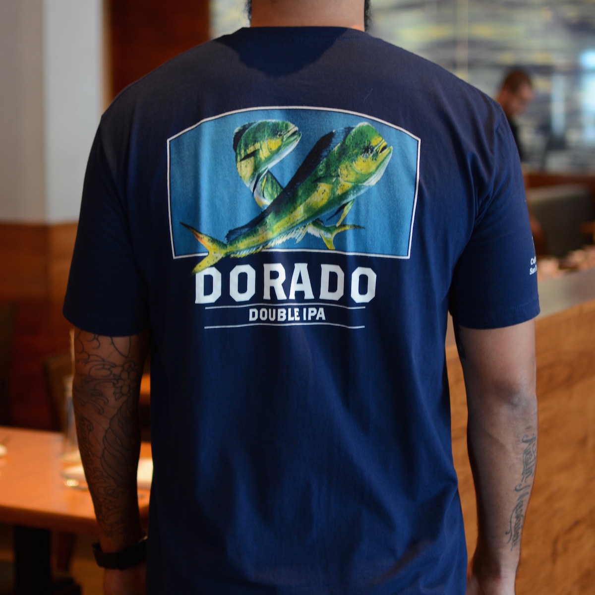 Dorado Men's T-Shirt THUMBNAIL