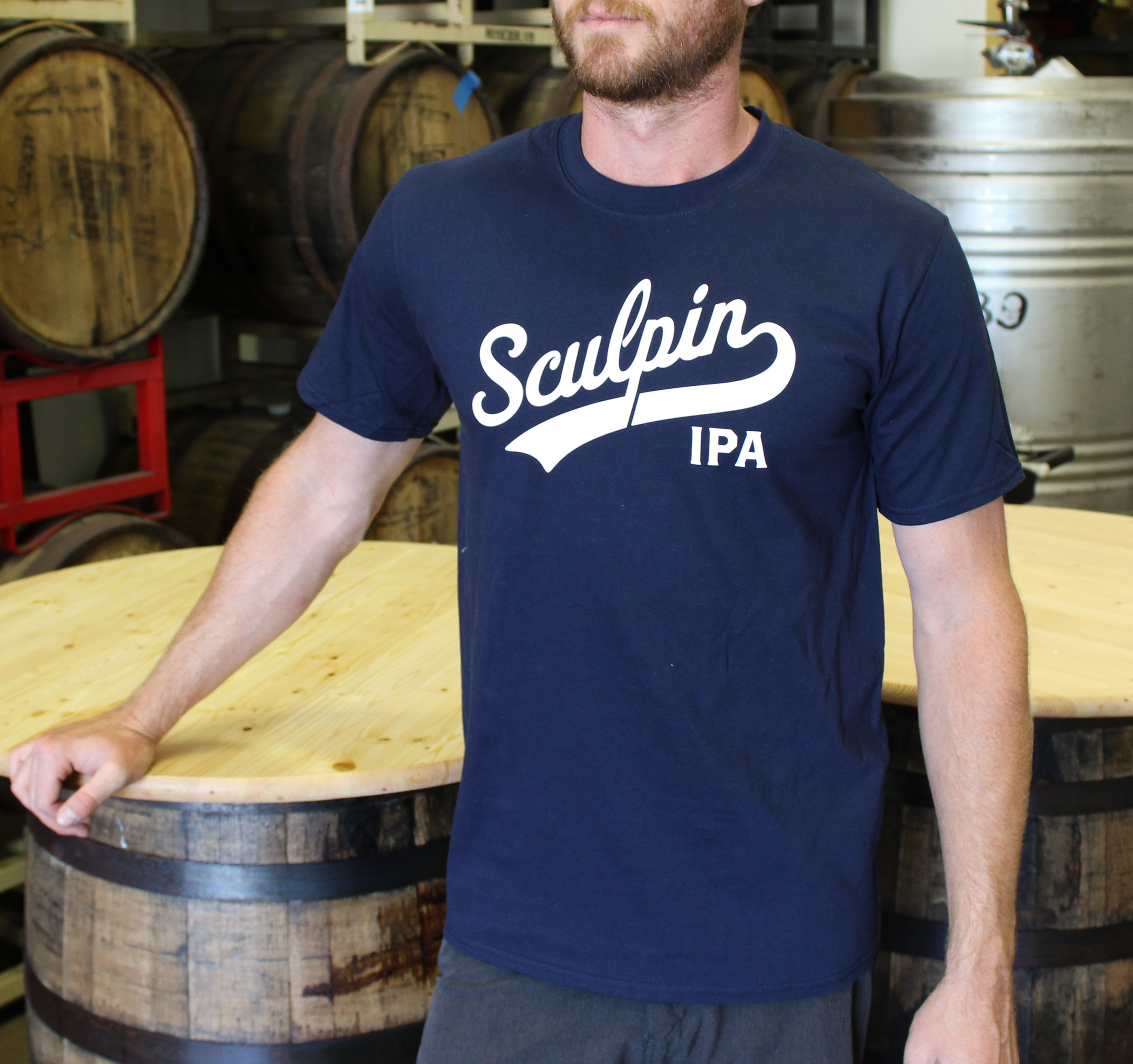 Men's Sculpin Baseball T-Shirt