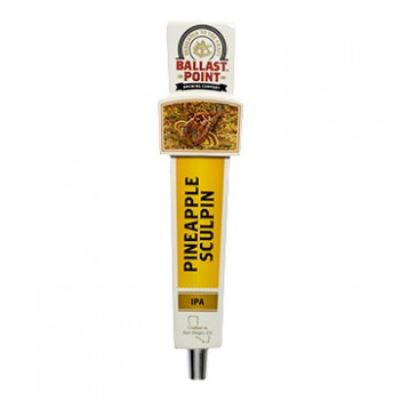 Pineapple Sculpin Tap Handles