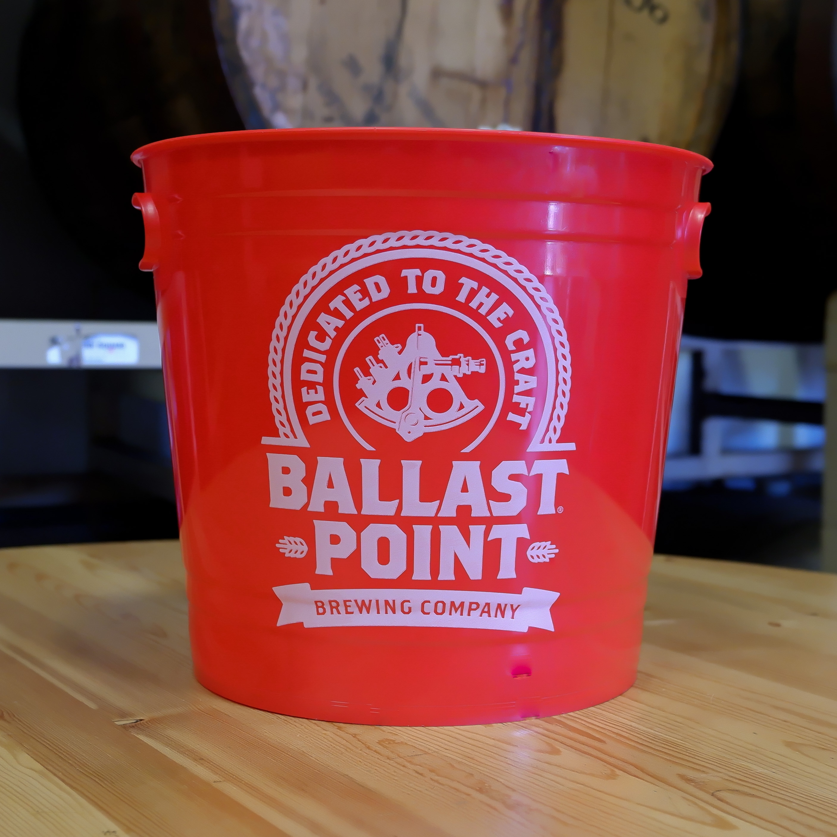 Ballast Point Plastic Bucket THUMBNAIL