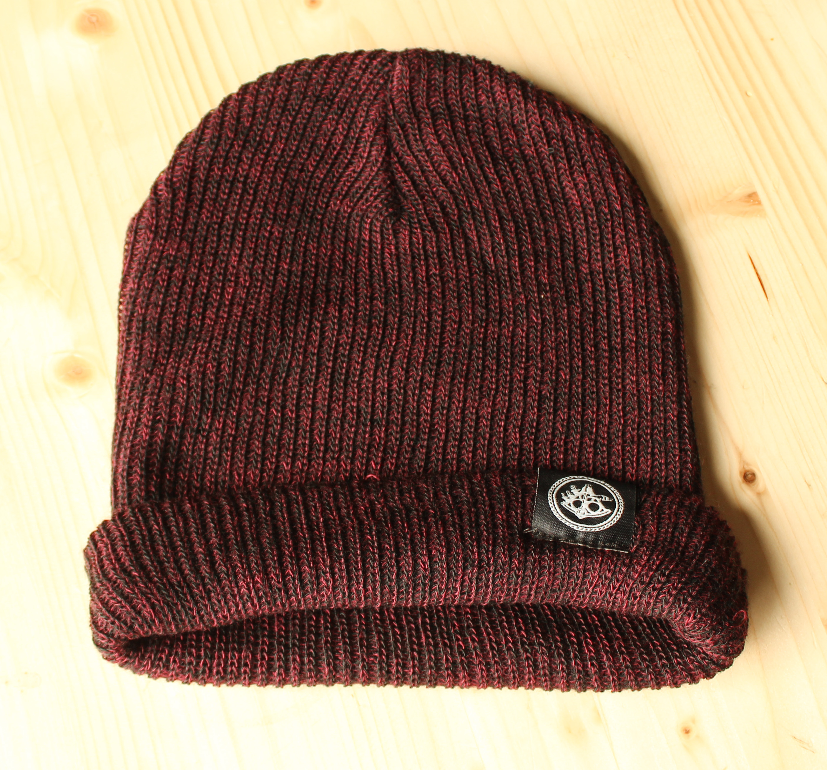 Ballast Point Burgundy Beanie LARGE