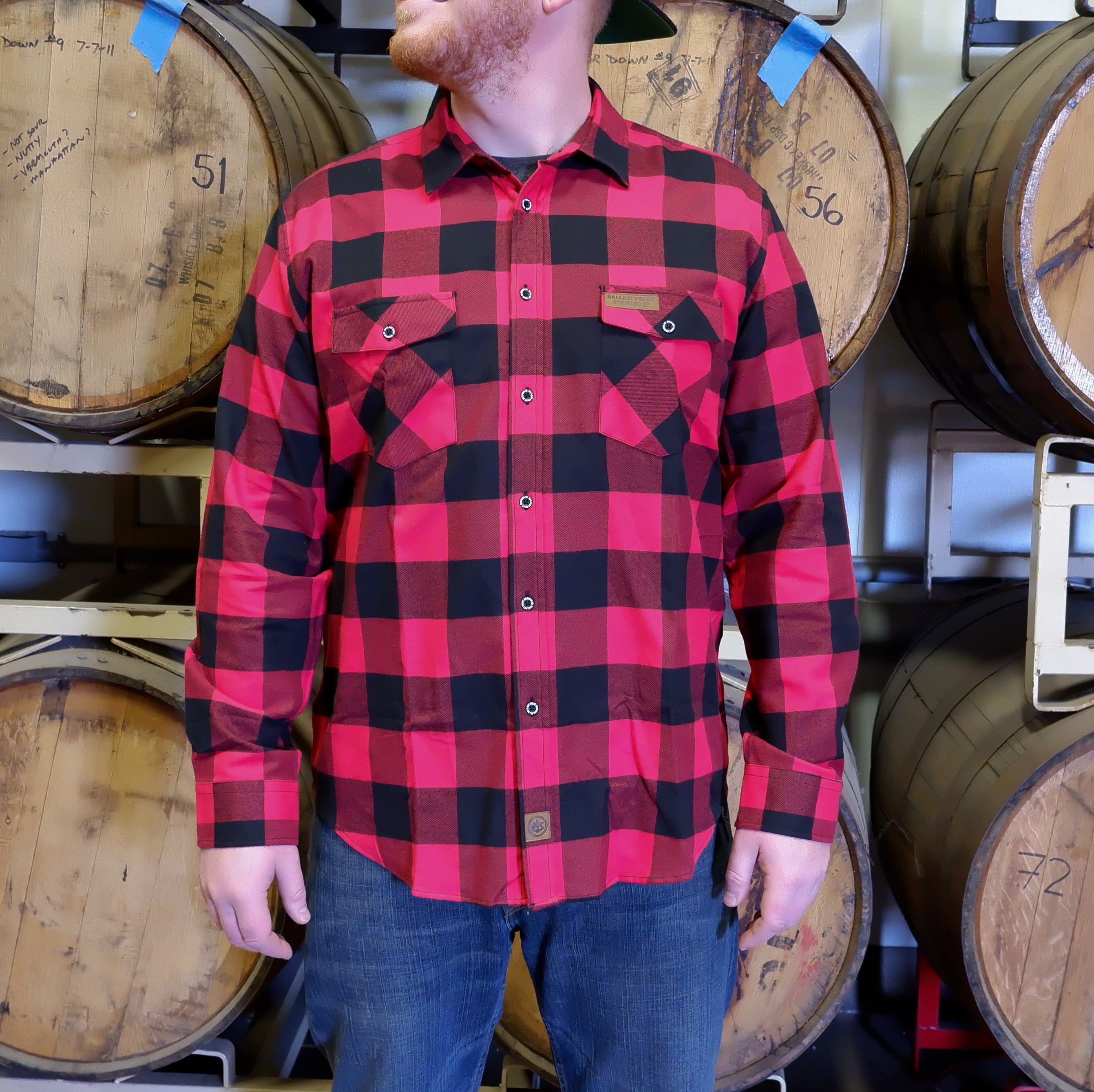 Ballast Point Insulated Flannel THUMBNAIL