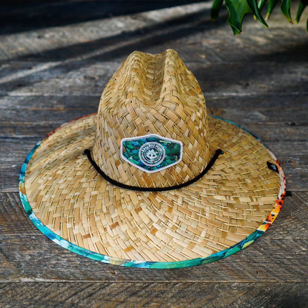 Ballast Point Sculpin Hemlock Straw Hat