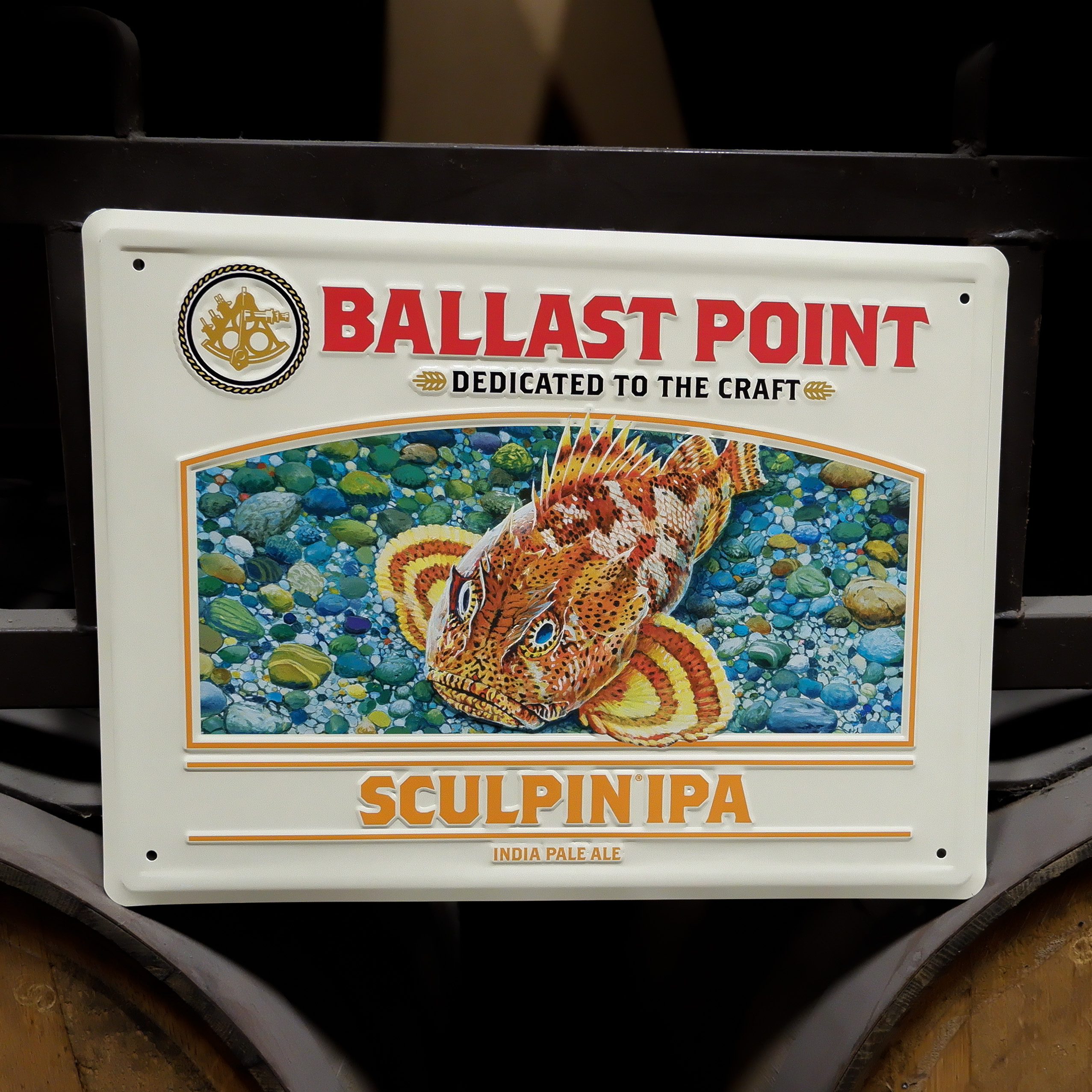 Sculpin Tin Sign_LARGE