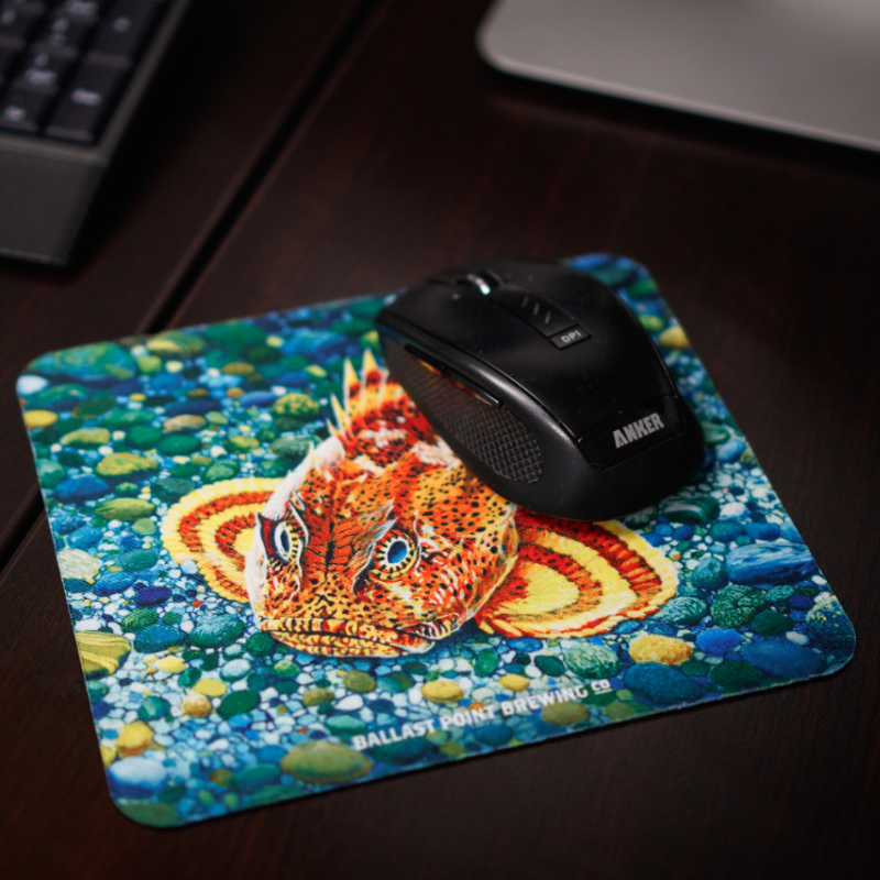 Ballast Point Mouse Pad SWATCH