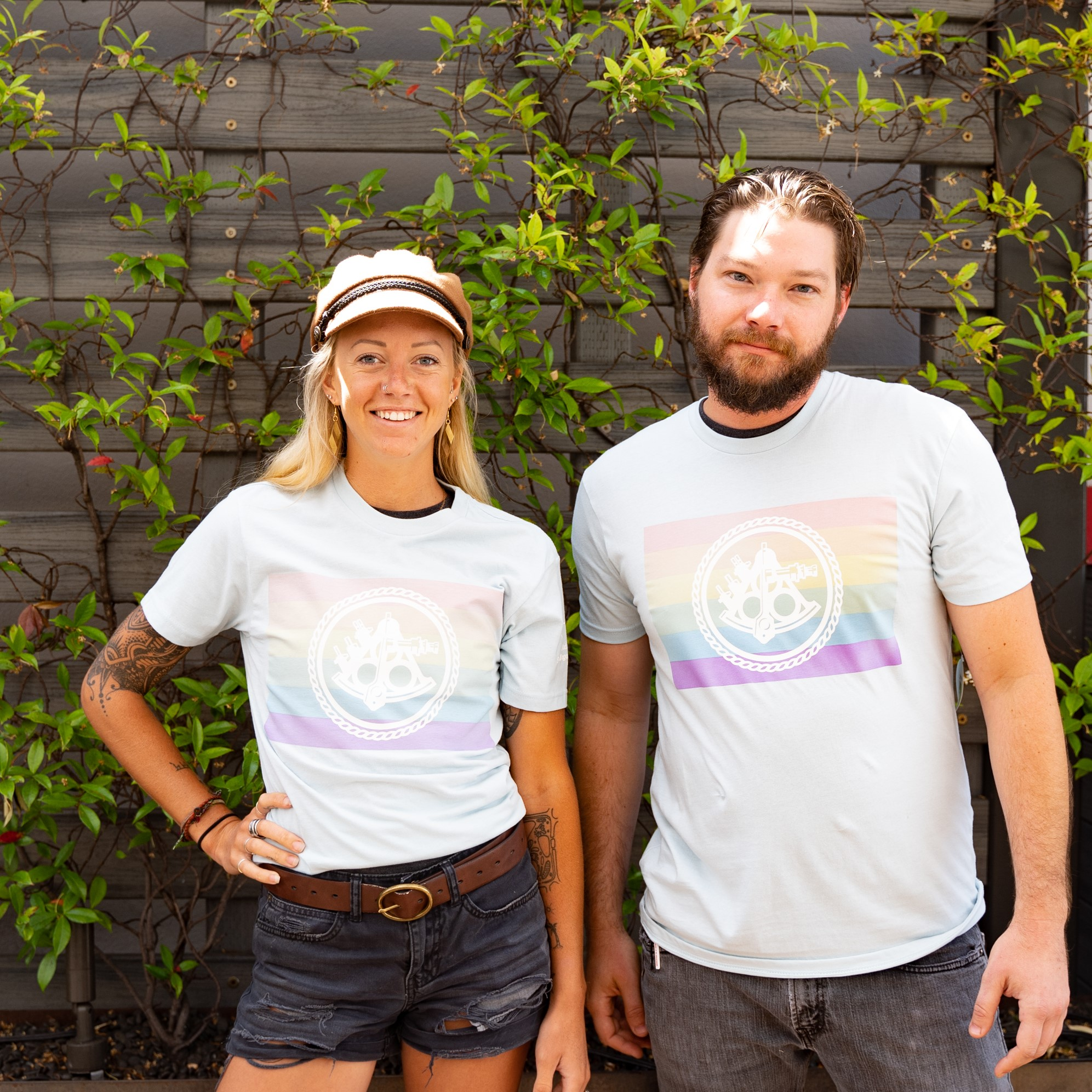 Ballast Point Solar Pride Tee THUMBNAIL