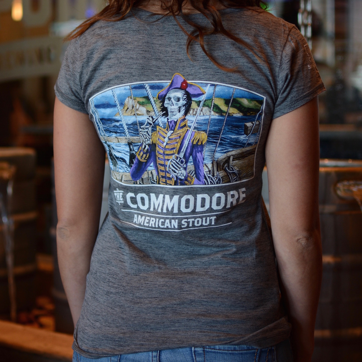 Commodore Women's T-Shirt THUMBNAIL