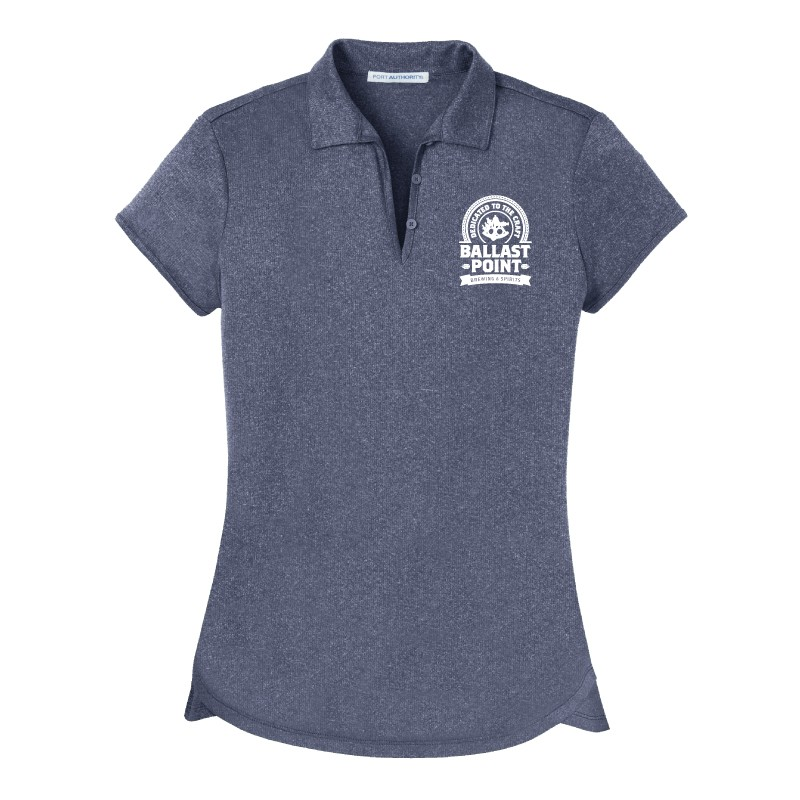 Ballast Point Women's Port Authority Polo THUMBNAIL