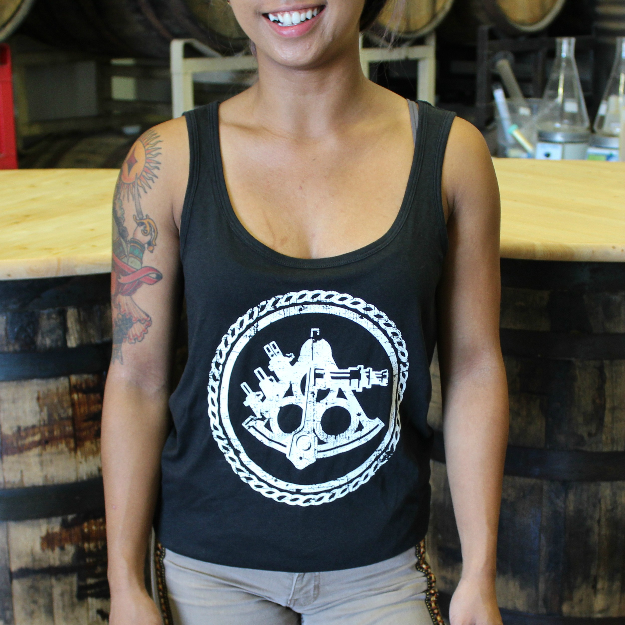 Women's BP Sextant Tank Top THUMBNAIL