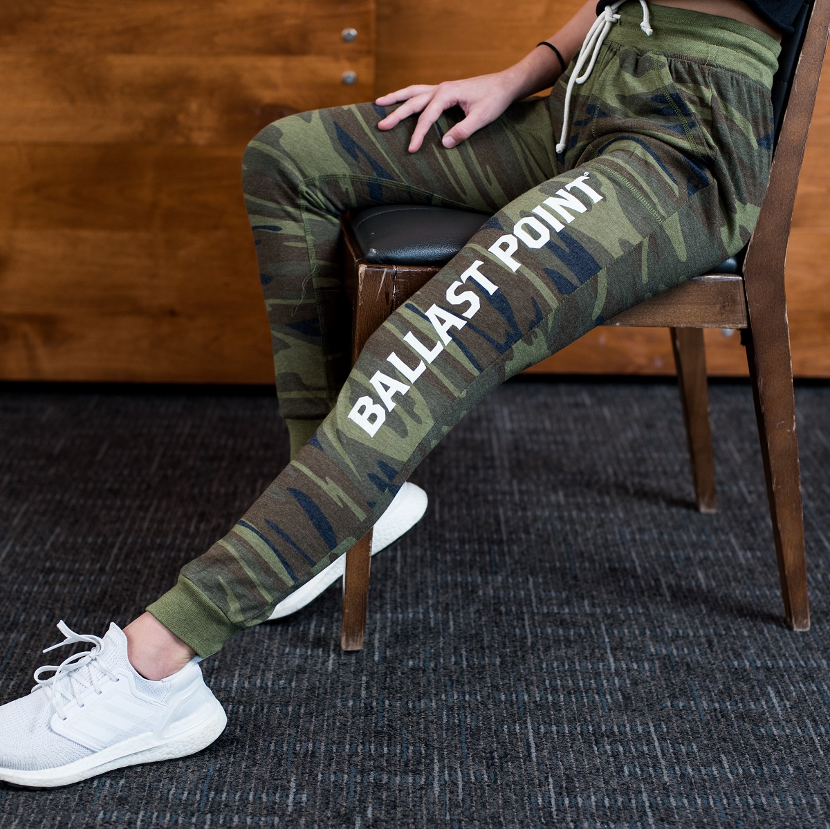 Womens Camo Lounge Pants THUMBNAIL