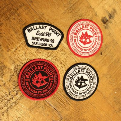 Ballast Point Patches THUMBNAIL