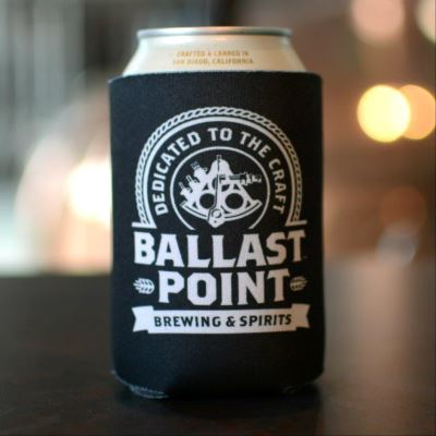 Ballast Point Koozie
