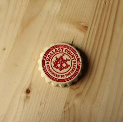Ballast Point Bottle Cap Magnet Opener