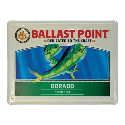 Dorado Tin Sign LARGE